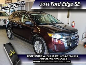 2011 Ford Edge SE  - $148.47 B/W - Low Mileage