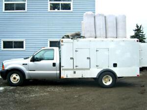 Duct Truck for Sale