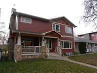 Gorgeous two story house with fully developed basement for rent