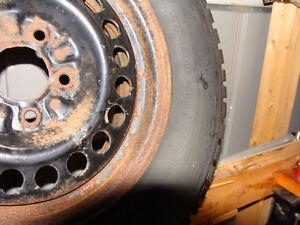 205/70R 15 Snow Tires London Ontario image 3
