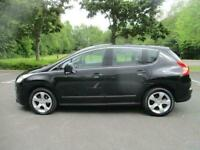 2011 Peugeot 3008 VTi Sport SUV Petrol Manual