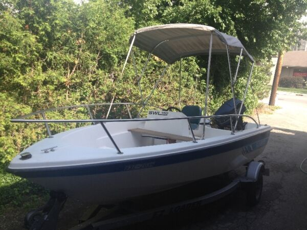 Used 1991 Boston Whaler Sunbird