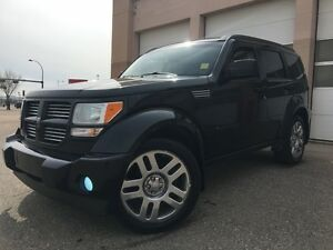 2008 Dodge Nitro R/T = DVD = HEATED LEATHER = REMOTE STARTER