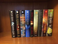 23 books by Nora Roberts/JD Robb