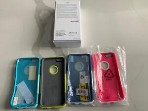 iPhone 6 Plus, Gold, 64GB Phone in original case