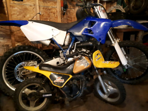 Wanted 96 to 01 yz125