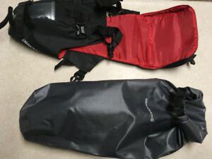 Blackburn Outpost seat pack & Dry bag