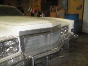 Cadillac Eldorado Décapotable 1974