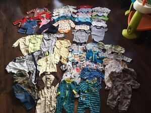 Huge excellent condition baby boy lot 3-6 months