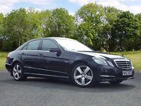 Mercedes-Benz E CLASS 2.1 E220 CDI BlueEFFICIENCY Avantgarde 4dr (blue) 2011