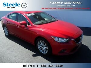 2014 Mazda MAZDA6 GS-Luxury