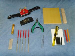 Tools etc.