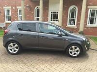 2012 Vauxhall Corsa 1.2 16v SXI ( 85ps ) ( a/c ) 5 Door Hatchback 5 Speed manual
