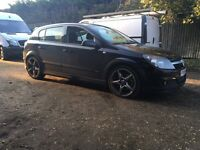 Vauxhall Astra 2.0 turbo with x pack