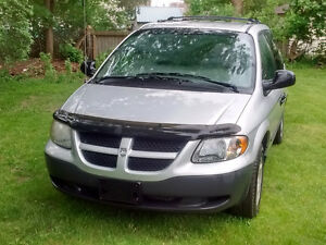 2003 Dodge Caravan SE Minivan, Van
