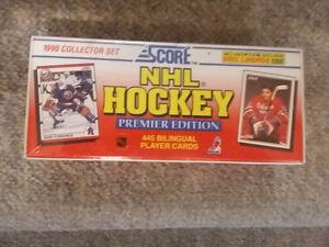 Score NHL Hockey Cards