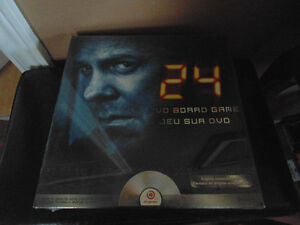 24 Dvd Board Game. London Ontario image 1