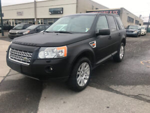 2008 LAND ROVER LR2  NOIR MAT IMPECCABLE