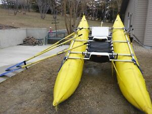 Cataraft for WHITEWATER or FISHING