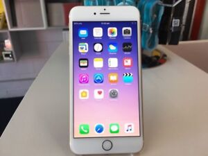 iPhone 6 Plus 16gb gold unlocked tax invoice warranty!