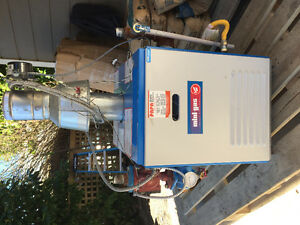 Gas boiler - hardly used