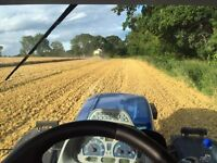 WANTED farm ground land for rent in Angus