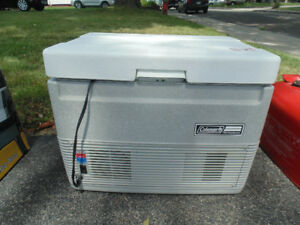 coleman cooler great working condition
