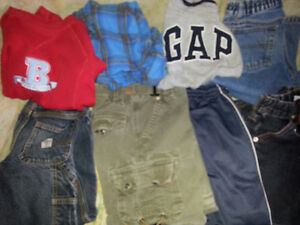 BOYS DESIGNER CLOTHING! AGE 4-5 YRS.