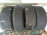 Tires - Goodyear Assurance Comfortred Used