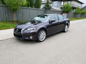 2013 Lexus GS 350 AWD  Fully loaded Excellent Condition