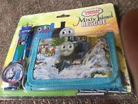 Thomas watch & wallet set