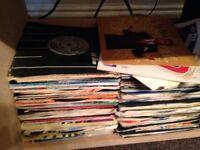 80s/90s 7 inch vinyls