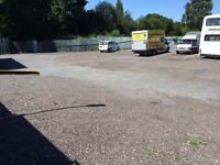 To Let | Open Storage Yard