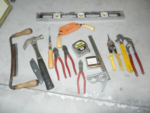 Miscellaneous Small tools