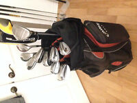 Cobra/Adams/Callaway complete golf set/ensemble de golf - Right