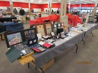 Coins and Notes for Sale, Fredericton Flea Market - Feb.14/16