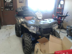 Brand new Polaris 4 Wheeler