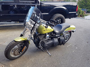 Harley Fat Bob for sale