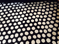 Tapis Ikea noir et blanc / carpet ikea black and white