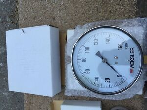 Winters Thermogauges / Pressure Gauges. Brand New. West Island Greater Montréal image 2