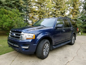 2017 Ford Expedition XLT EcoBoost