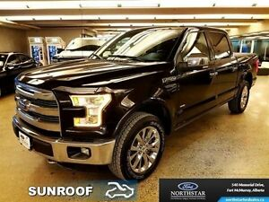 2015 Ford F-150 Lariat   - Sunroof - $295.18 B/W