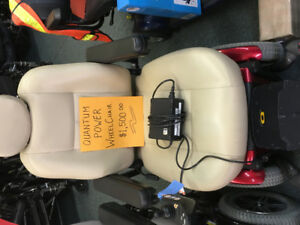 Bonded Mobility Quantum Power Chair - $1,500 Firm.