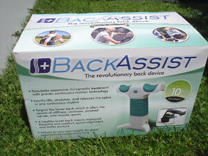 Back assist - Back and hip massager