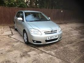 2007 Toyota Corolla 1.6 VVT-i Colour Collection Hatchback 5dr Petrol Manual