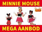 Minnie Mouse pak - Mega aanbod Minnie Mouse jurken