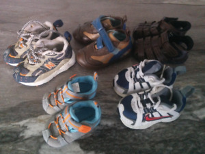 Baby boy shoes 20$ for all
