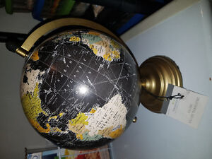 'New' Globe for sale