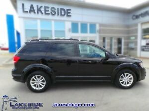 2014 Dodge Journey SXT  - one owner - local - trade-in - non-smo