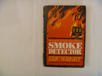 SMOKE DETECTOR - Hardcover (with d/j) by Eric Wright